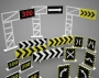 17X Trackside Attention Signboards (SB16)