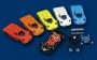 Mosler MT900R Body kit BLUE  (1010B)